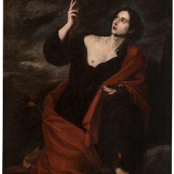Sant Joan Evangelista a Patmos