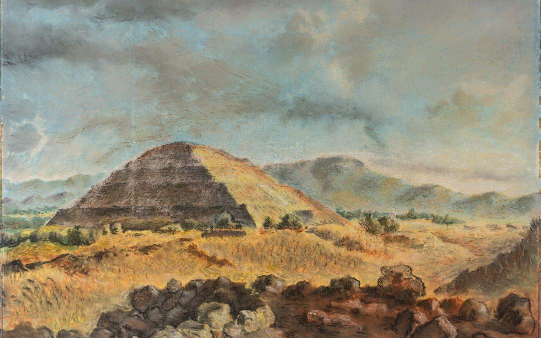 Piràmide de Teotihuacan