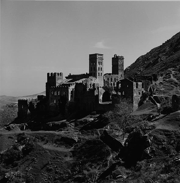 Imatge del monestir de Sant Pere de Roda