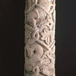 Fust de columna de Sant Pere de Rodes