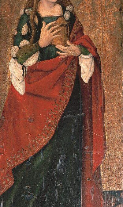 Taula de Santa Magdalena