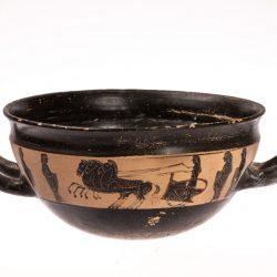 Kylix; ceràmica àtica de figures negres