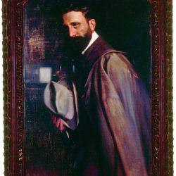 Retrat del senyor Martí Mestres, notari de Figueres