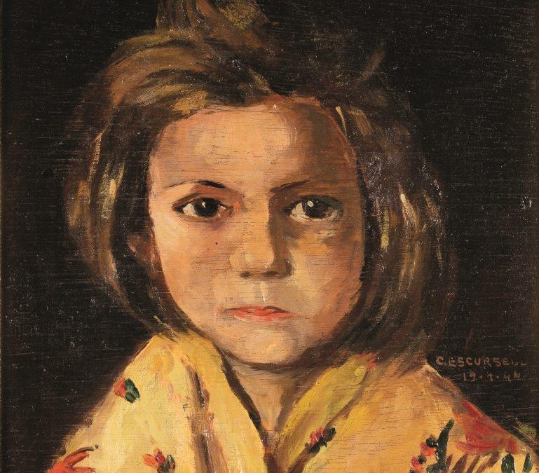 La infantesa representada
