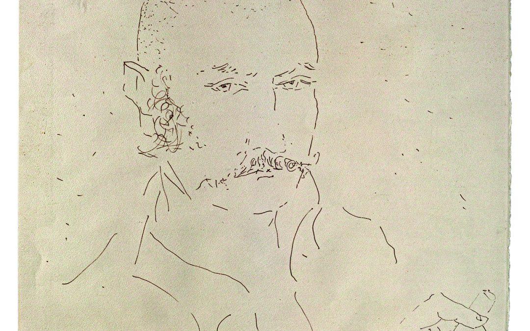 Retrat de Pep Vallès