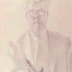 Retrat d'Abelard Fàbrega Esteb