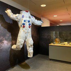 Reproducció del vestit de la missió Apol·lo 11