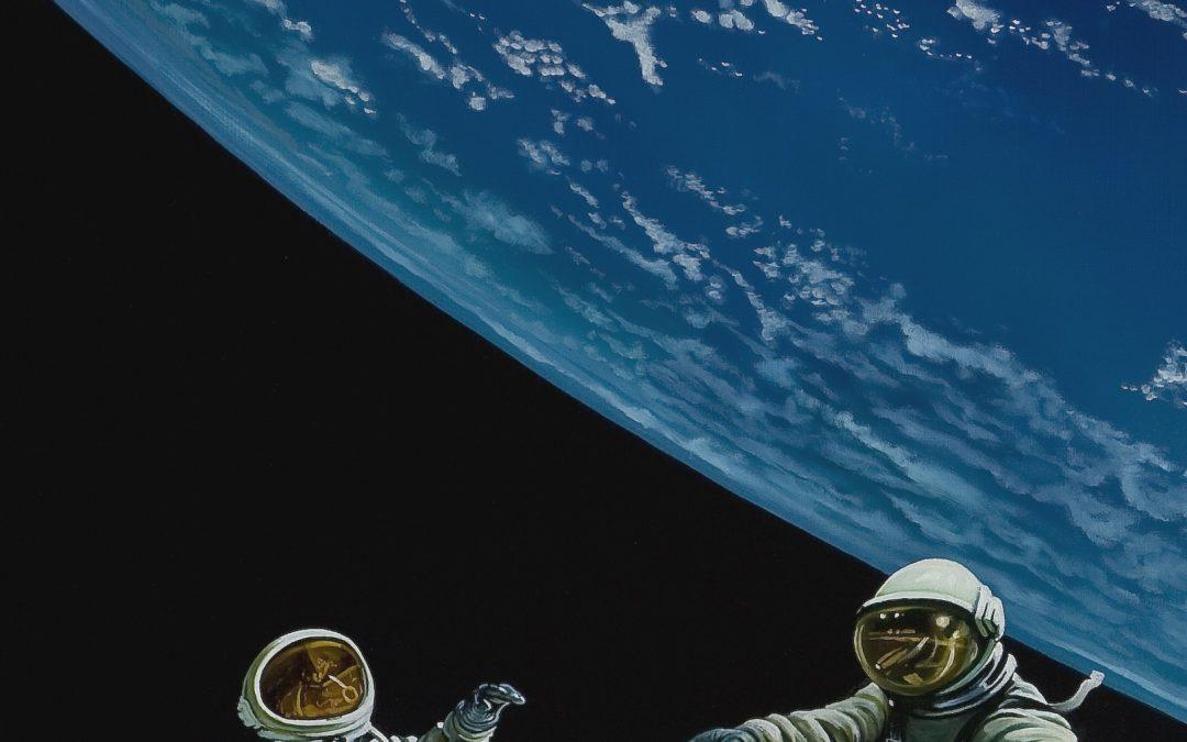 """Inauguració exposició """"L'exploració de l'espai: Els somnis com a base del coneixement"""""""