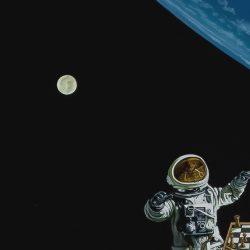 L'exploració de l'espai: els somnis com a base del coneixement – Art i ciència a l'Empordà