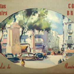 Tarjetas postales: Costa Brava