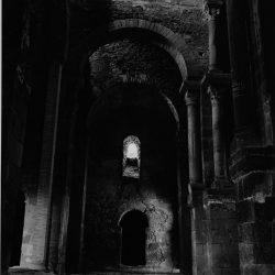 Interior del monestir de Sant Pere de Rodes